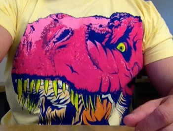 JeffDBH wearing DINO FRENZY by MR-NICOLO