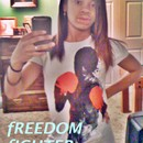 lilathena0418 wearing Freedom Fighter by zerobriant