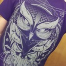 Jestik wearing Alchemy Owl by Hydro74