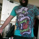 adabomb316@gmail.com wearing SASQUATCH FRENZY! by MR-NICOLO