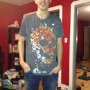 HeftyGarbage wearing Limited Edition - Chaos Theory by mathiole