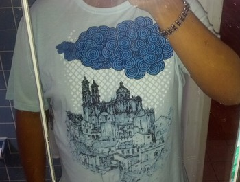 karurosu wearing Rainy Castle by firmanoka