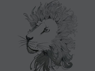 Regal Lion by jezhawk