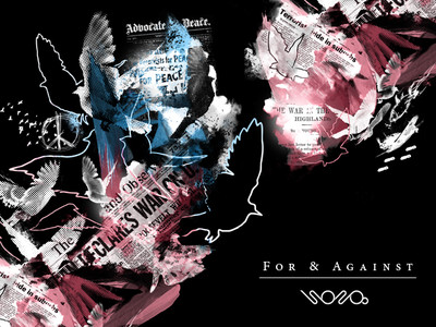 For & Against T-Shirt