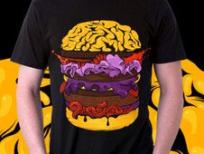 Zomburger T-Shirt Design by