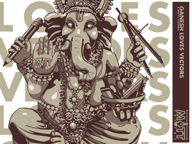 Ganesh Loves Vectors!