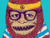 Hipster Monster by dandingeroz