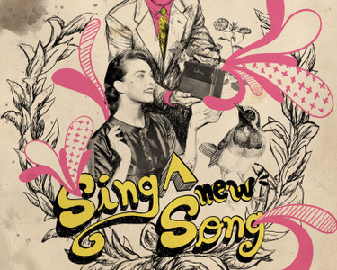 Sing a new song T-Shirt