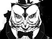PenGrapH wearing Sir.Owl loves money by Josuoh