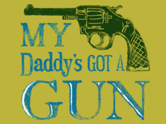 DADDY'S GOT A GUN by Hadargeva