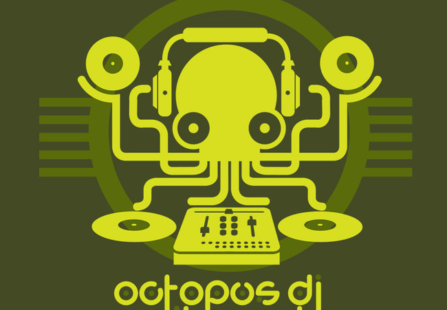Octopus DJ (Graphic Version)