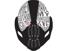 Bane Rises T-Shirt Design by