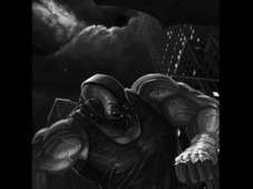BANE vs THE BAT! T-Shirt Design by