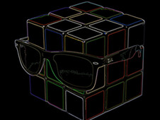 Rubik's Cool T-Shirt Design by