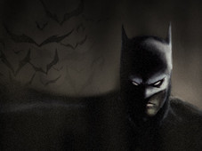 Batman T-Shirt Design by