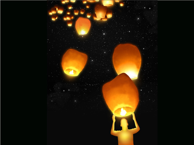 the night of the lanterns
