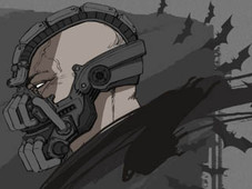 The thinking of Bane T-Shirt Design by