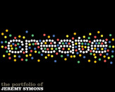 create. more than dots by jsymonsdesign