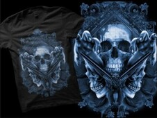 guns n rose T-Shirt Design by