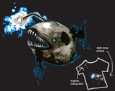 anglerfish by fresh4u