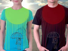 Solar Rayn T-Shirt Design by