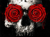 Romantic skull by SebastianoG