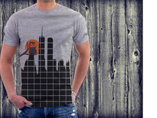 owlifecity T-Shirt Design by