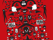 Exclusive-Ape wearing Hell Yeah by Exclusive-Ape