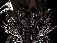 Heavy Metal T-Shirt Design by