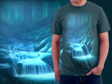 Song Of Water T-Shirt Design by