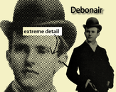 Debonair by monDieu