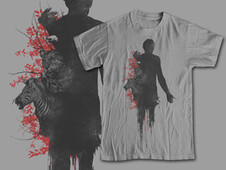 missing pieces T-Shirt Design by