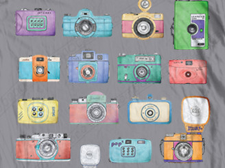 Lomo cameras by ishepel