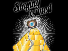Staying Tuned T-Shirt Design by