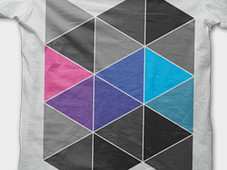 Polygon #3 T-Shirt Design by