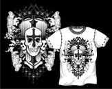 Skull n Cross 2 by irpunk