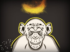 Monkeynana! T-Shirt Design by