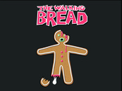 The Walking Dead Gingerbread Man by DangerMouth
