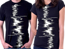 soundwaves T-Shirt Design by