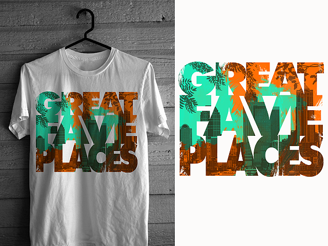 -=GREAT FAVE PLACES=-