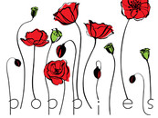 Poppies by Tativa