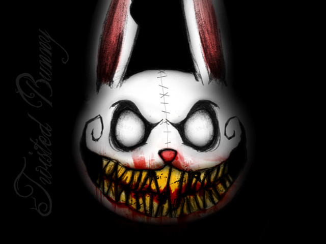 twisted bunny