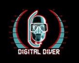 Digital Diver by Lefthandstudio