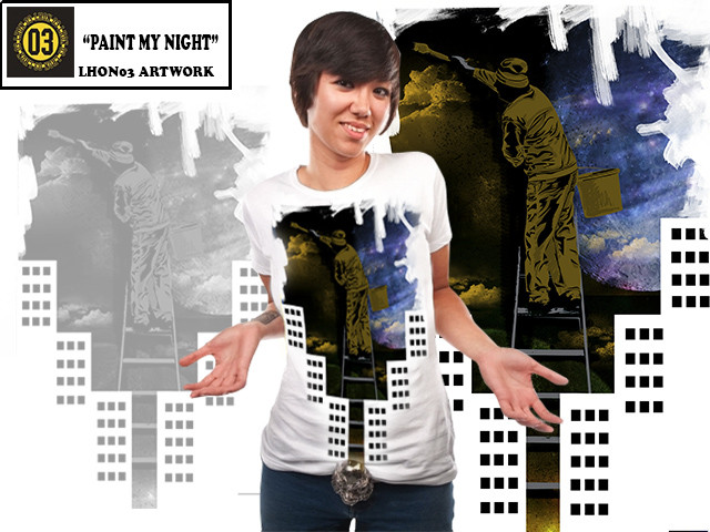 Paint my Night