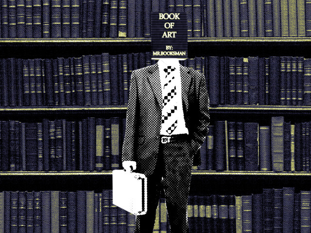 MR BOOKSMAN