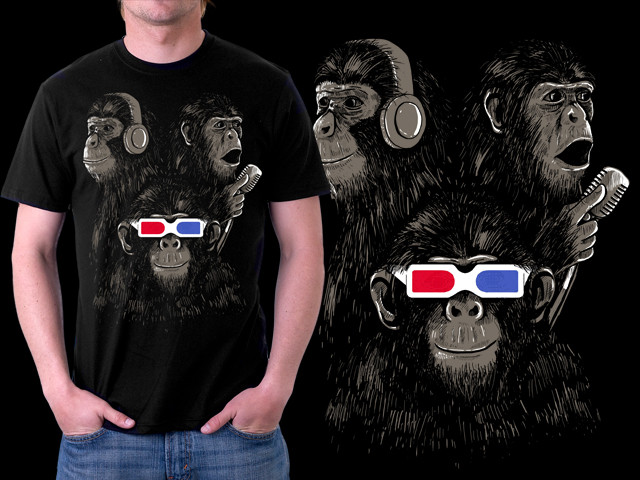 3 Cool Monkeys