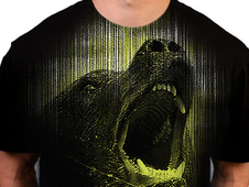 Bear Attack T-Shirt Design by