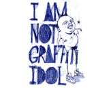 I´m not graffiti idol by muro