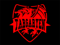 House Targaryen Team Logo T-Shirt Design by