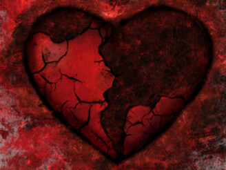 BROKEN HEART by TRITONARTWORK